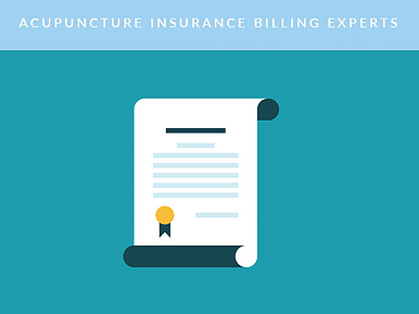 Acupuncture insurance billing experts